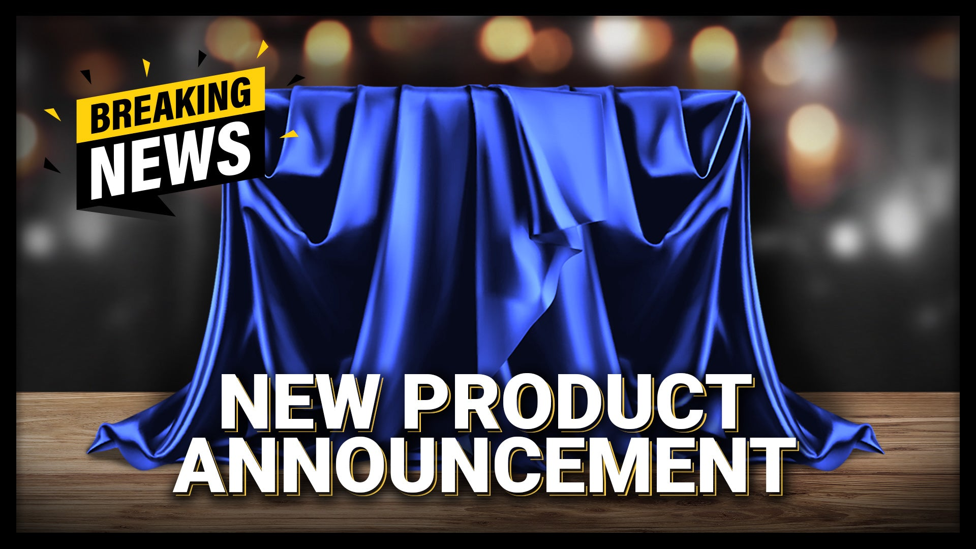 New Product Announcement!