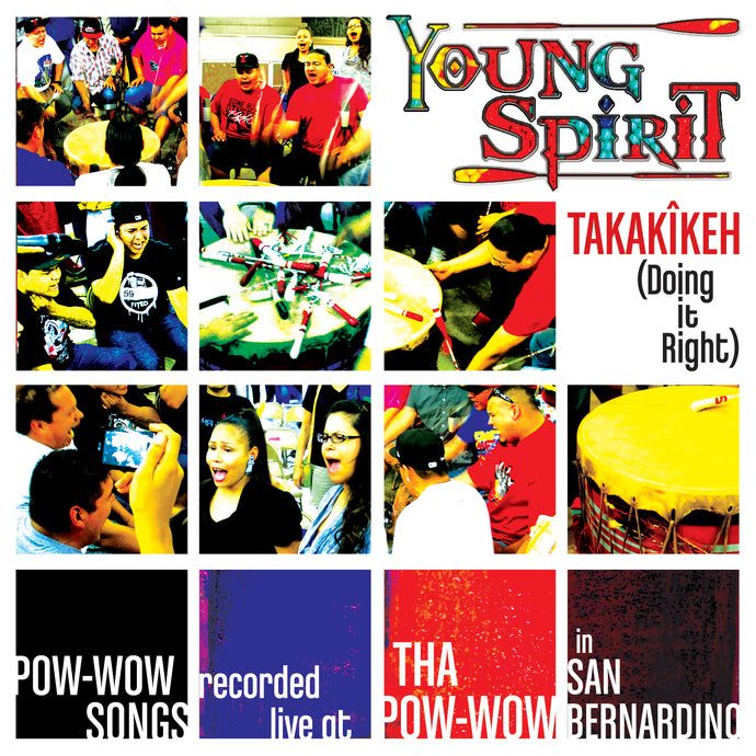 Young Spirit - Takakikeh (Doing it Right)