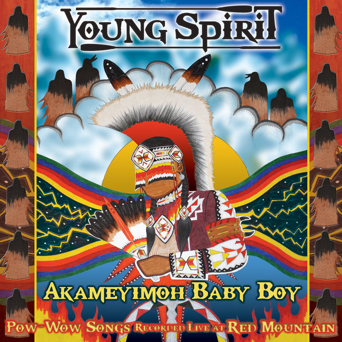Young Spirit - Akameyimoh Baby Boy