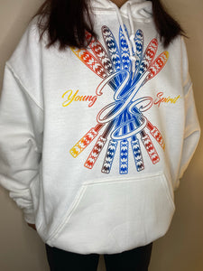 Limited Edition, White Hoodie