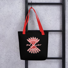 Load image into Gallery viewer, Tote bag (Red Logo)