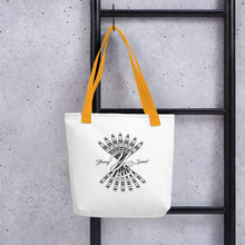 Load image into Gallery viewer, Tote bag (Black Logo)