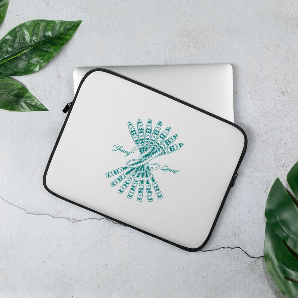 Laptop Sleeve (Teal Logo)