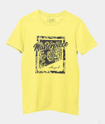 Men Graphic T-Shirt | Masterpeice