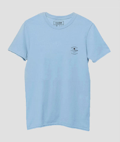Men Round Neck T-Shirt | UrbanGarb Classic