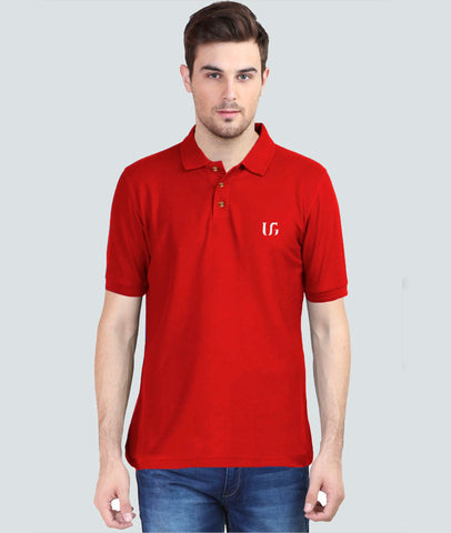 UG Red Polo T-Shirt Featured Image