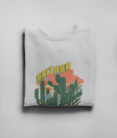 Women Graphic Sweatshirt | Arizona