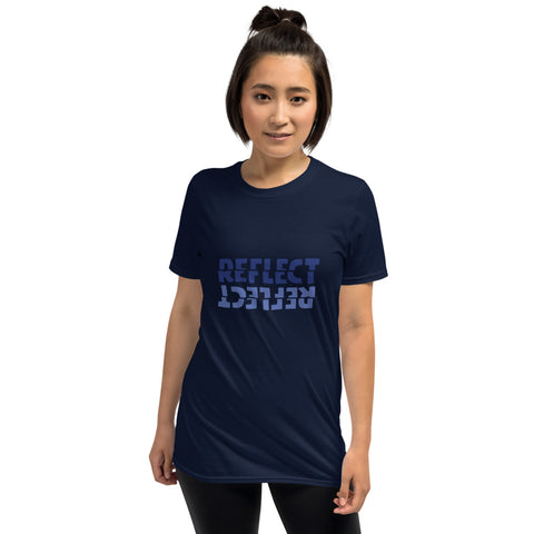 Reflect Graphic  Cotton T-Shirt