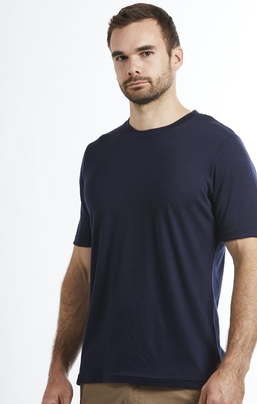Mens Merino Wool t-shirt