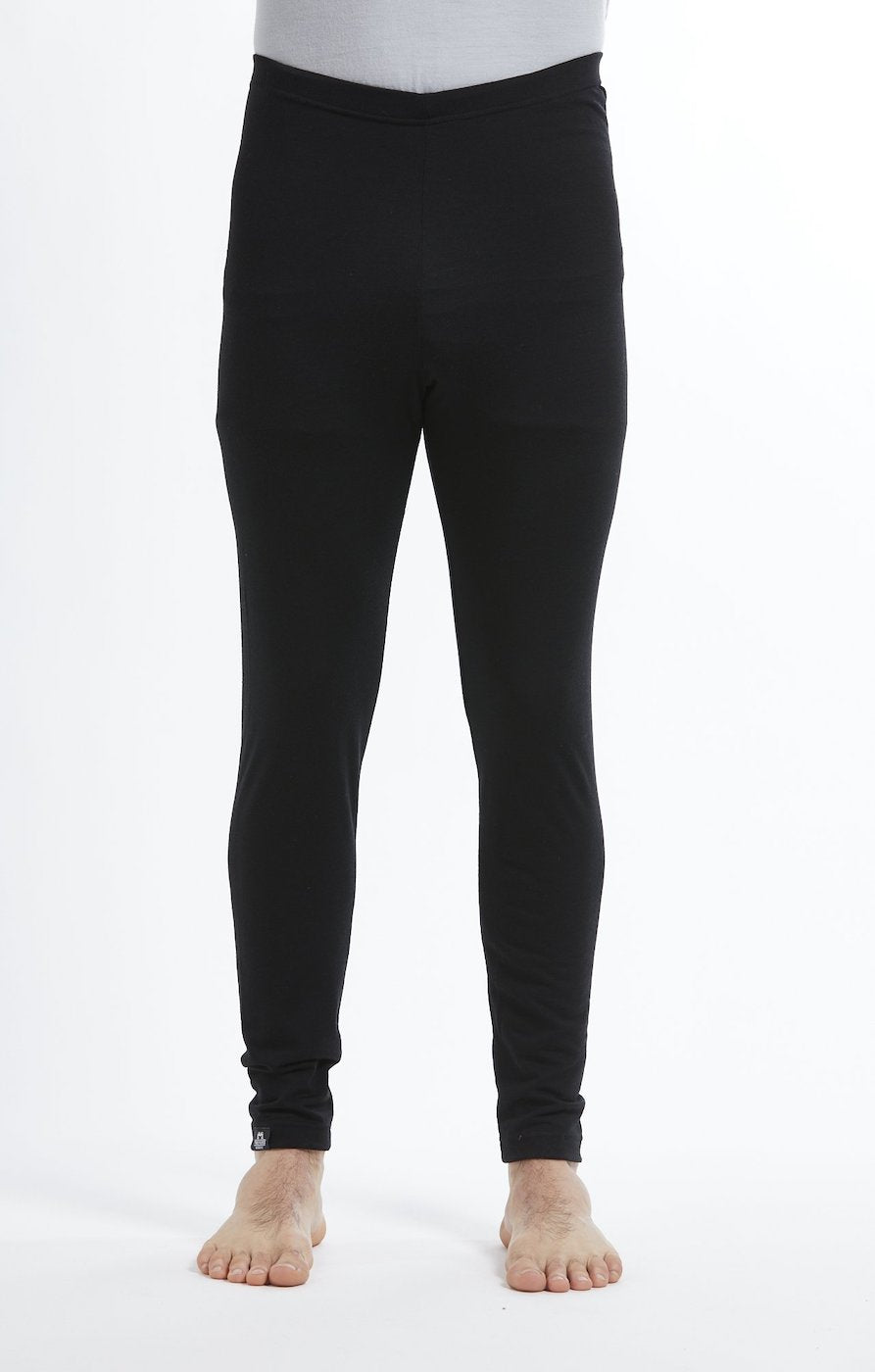 Base Layer Leggings | Black | True Fleece New Zealand