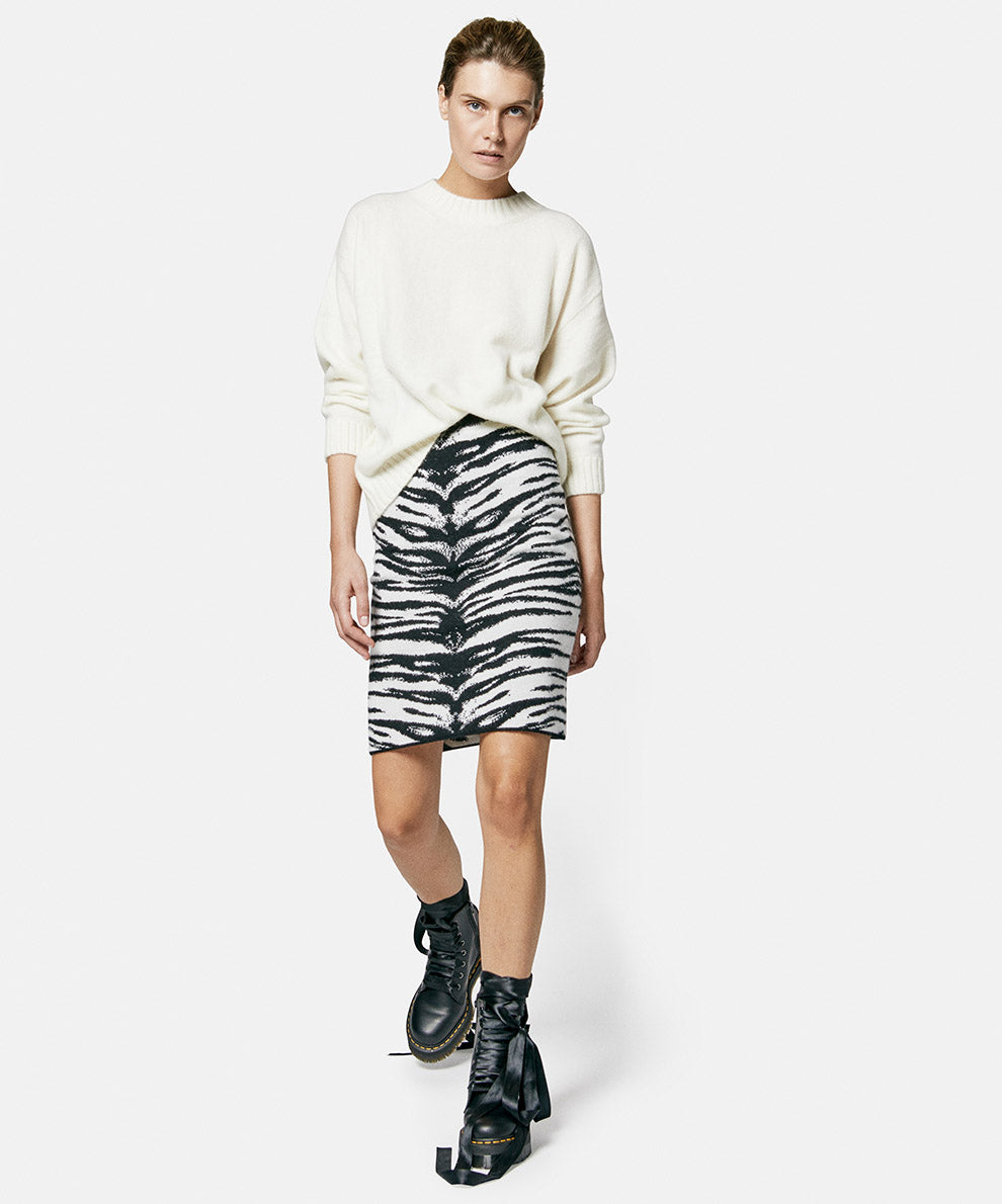Tiger Tube Skirt