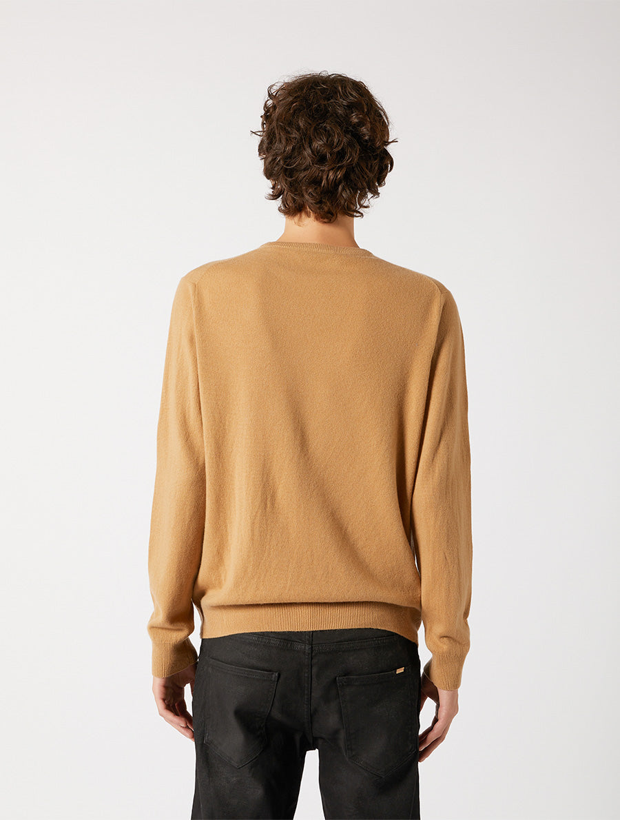 CASHMERE ROUNDNECK REGULAR FIT