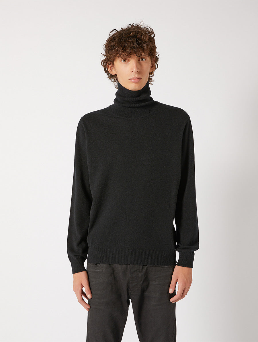 CASHMERE TURTLENECK REGULAR FIT