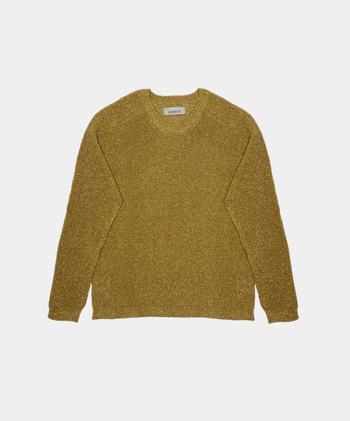 LUREX ROUND NECK