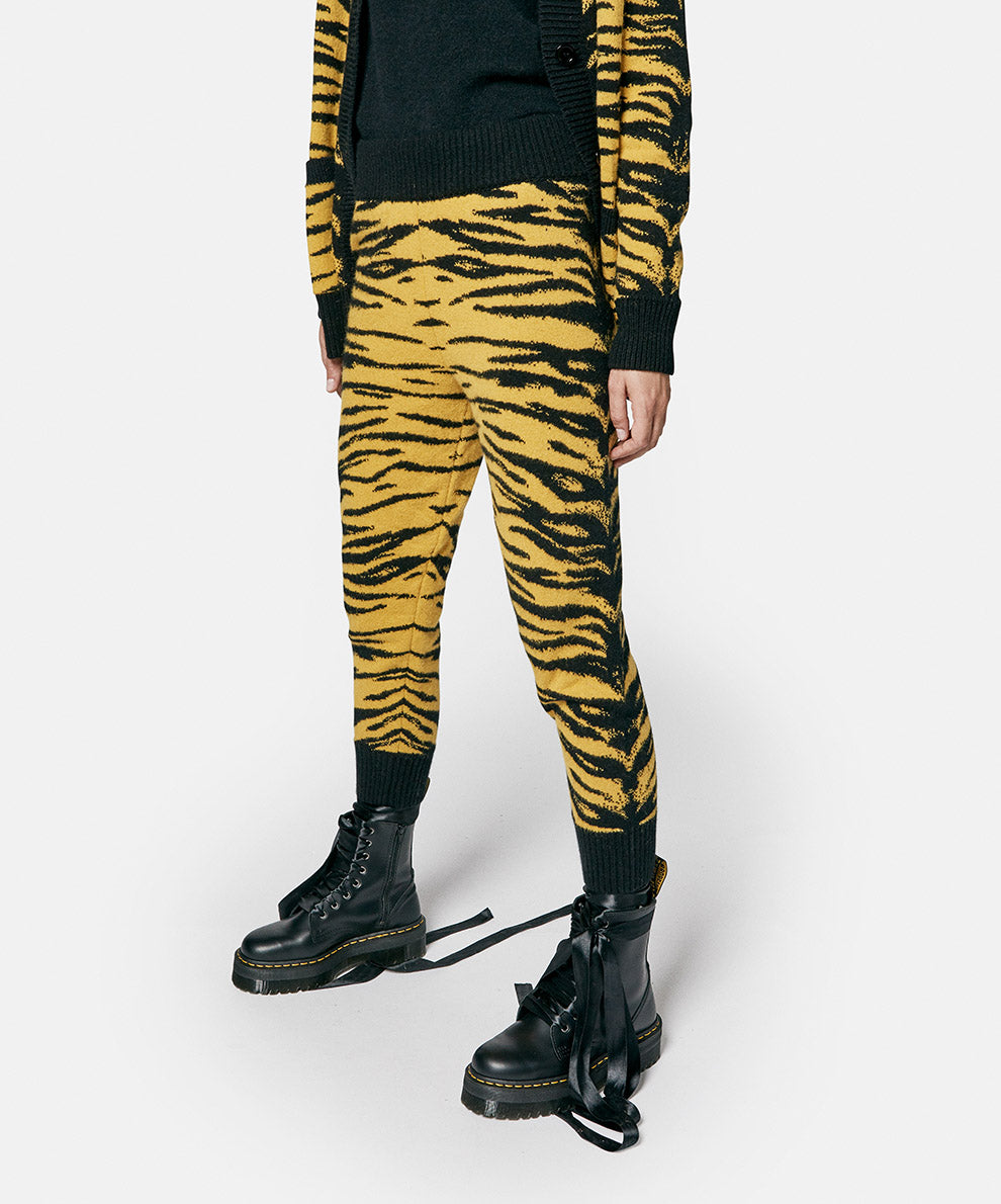 Tiger Pant Yellow