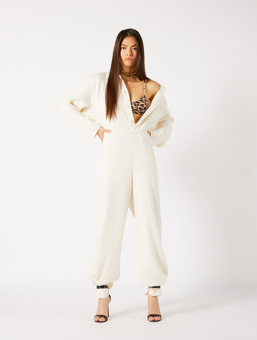 KNITWEAR JUMPSUIT