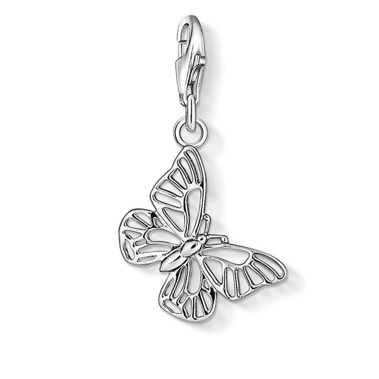 Thomas Sabo Butterfly Charm Pendant