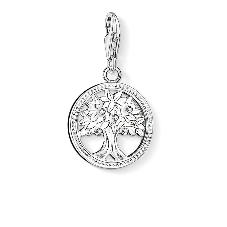"Thomas Sabo Charm Pendant ""Tree"""