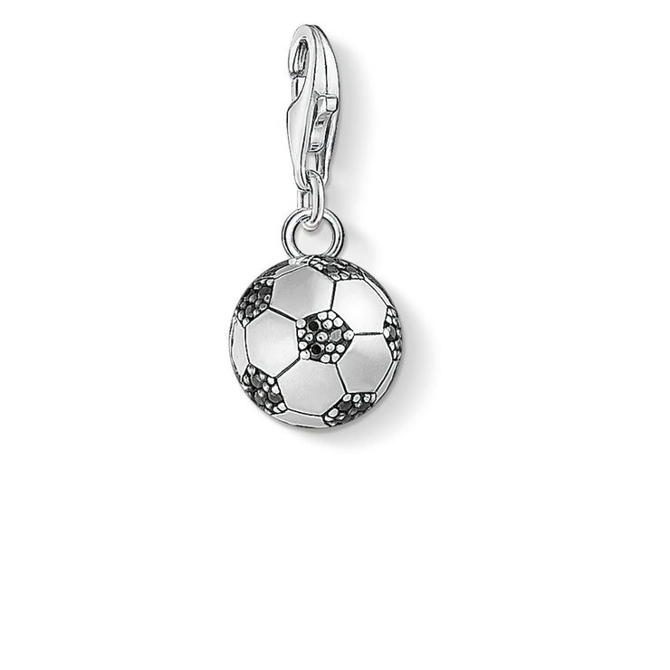 "Thomas Sabo Charm Pendant ""Football"""