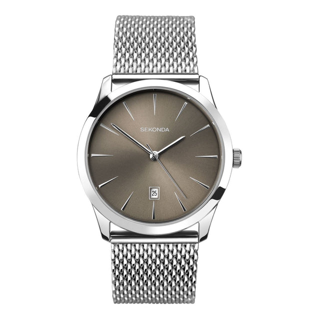 Sekonda Men's Milanese Dress Watch