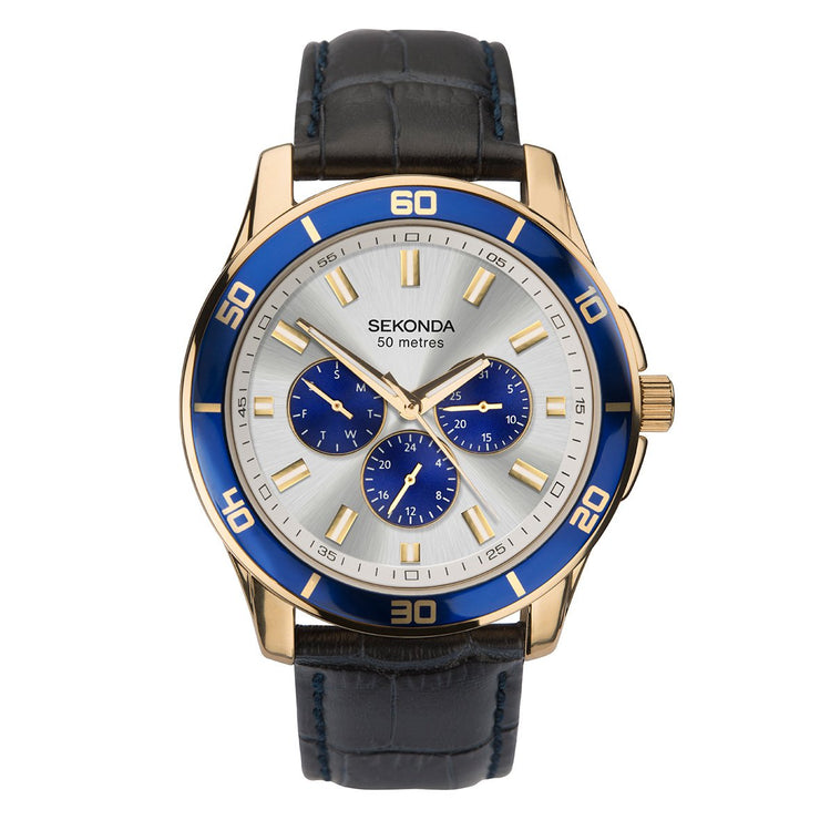 Sekonda Men's Classic Multi-Function Watch