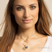 "Thomas Sabo Charm Pendant ""Zodiac Sign Aries"""