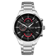 Sekonda Men's Classic Dual-Time Bracelet Watch