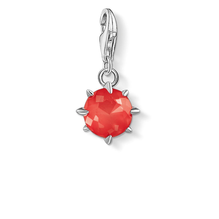 Thomas Sabo Charm Pendant Birth Stone July