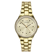 Sekonda Women's Gold Plated Bracelet Watch