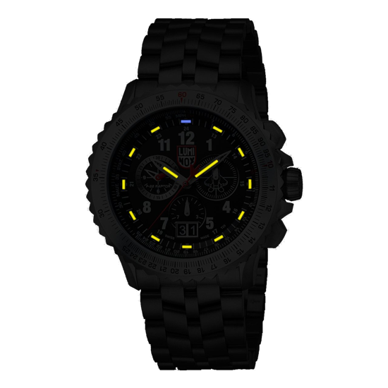 Luminox F-22 Raptor - 9241.M
