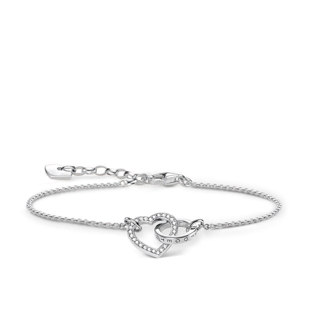 "Thomas Sabo Bracelet ""TOGETHER Heart Small"""