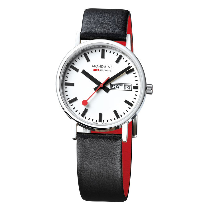 Mondaine Official Swiss Railways Classic DayDate