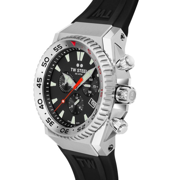 TW Steel Limited Edition Ace Diver Unisex Watch ACE400