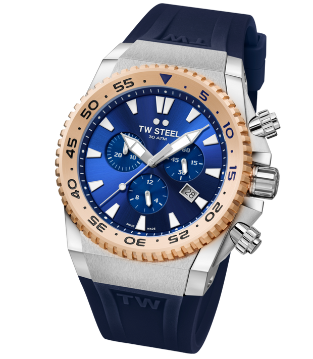 TW Steel Limited Edition Ace Diver Unisex Watch ACE402