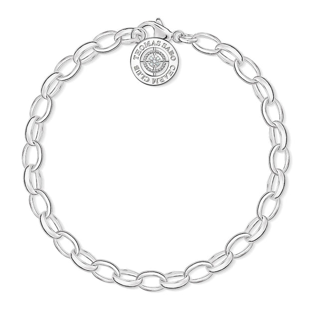 "Thomas Sabo Charm Bracelet ""Diamond"""