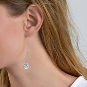 Deus Threader Earrings - Ania Haie Jewellery
