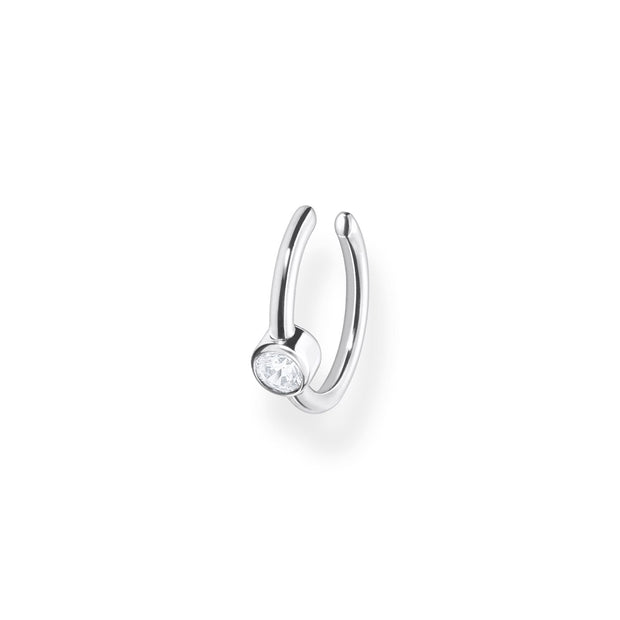 Thomas Sabo Ear Cuff White Stone (Single)