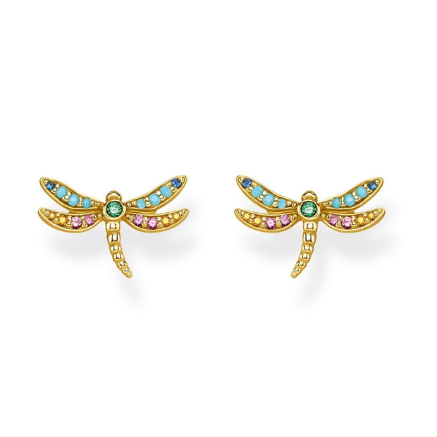 "Thomas Sabo Ear Studs ""Dragonfly"""