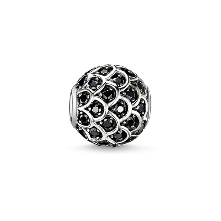 "Thomas Sabo Bead ""Black Fish"""