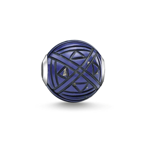 "Thomas Sabo Bead ""Ethnic Blue"""