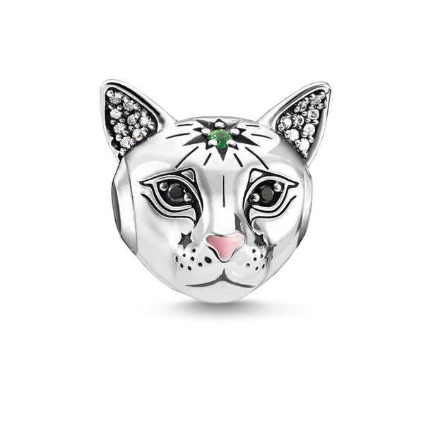 Thomas Sabo Bead Cat Silver
