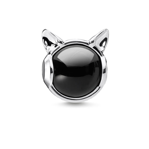Thomas Sabo Bead Cat's Ears, Silver