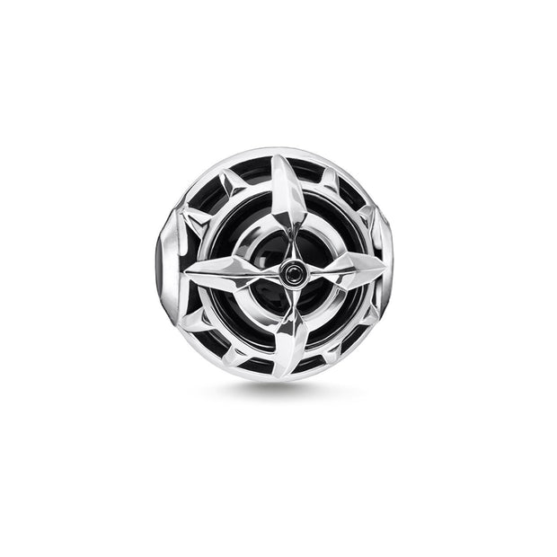 Thomas Sabo Bead Compass Black