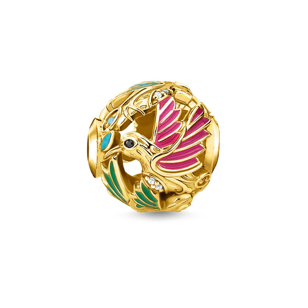 Thomas Sabo Bead Hummingbird Gold