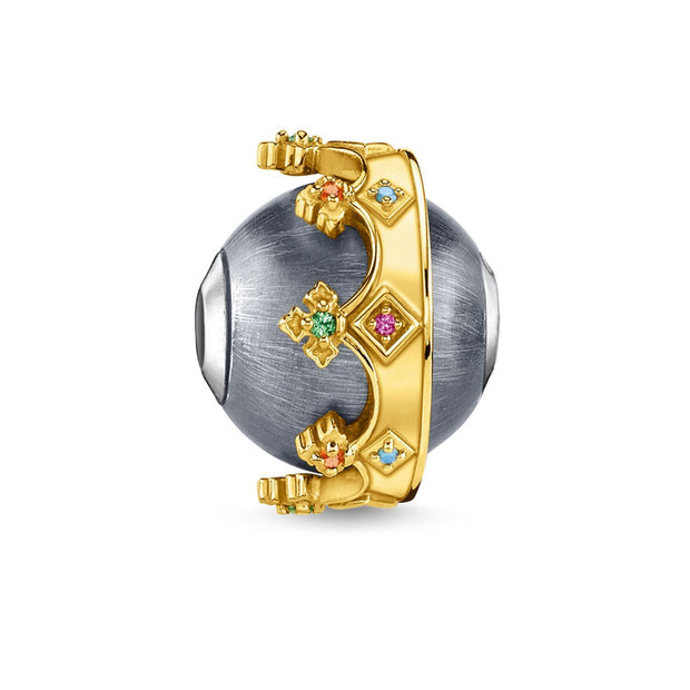 Thomas Sabo Bead Crown Gold