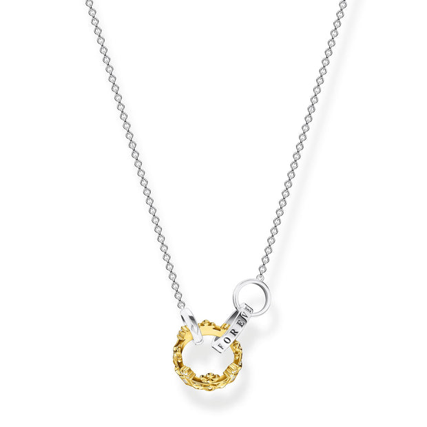 Thomas Sabo Necklace Crown | The Jewellery Boutique