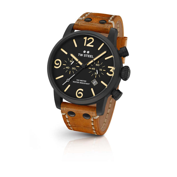 TW Steel Maverick Unisex Watch PACK+MS34-TWS