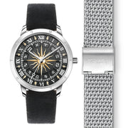 Thomas Sabo Women's Watch Sun, Two-tone Incl. Milanaise Bracelet