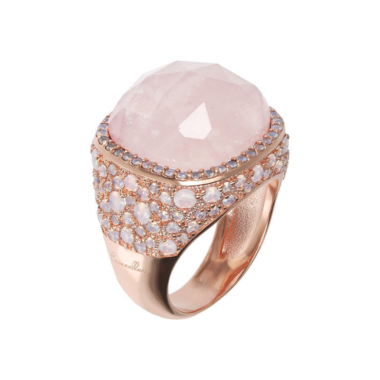Bronzallure Statement Ring