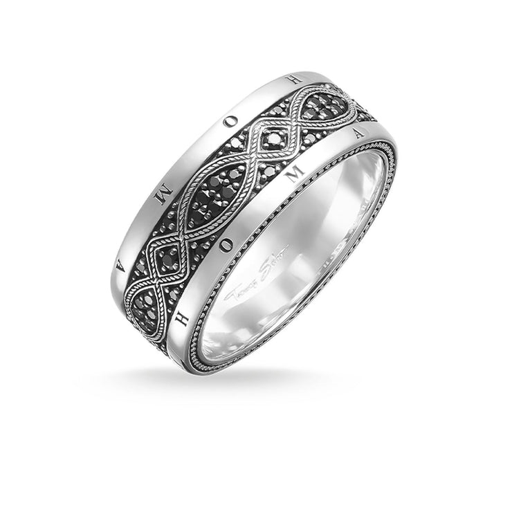 "Thomas Sabo Band Ring ""Love Knot"""